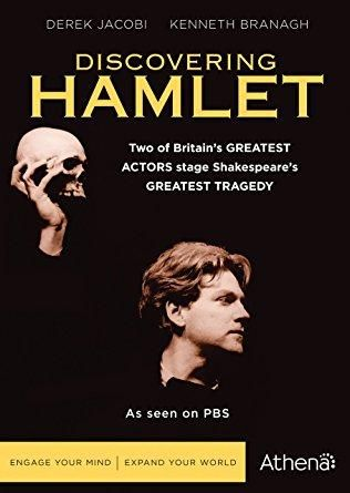 Kenneth Branagh & Richard Clifford & Mark Olshaker-DISCOVERING HAMLET