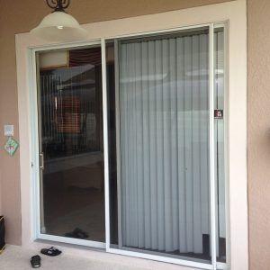 Privacy Window Film Sliding Glass Doors
