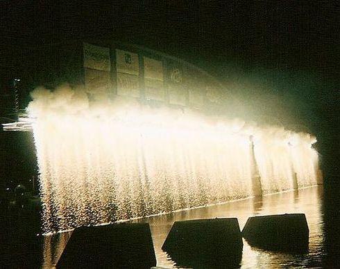 Waterfall Firework - How to Make a Waterfall Firework