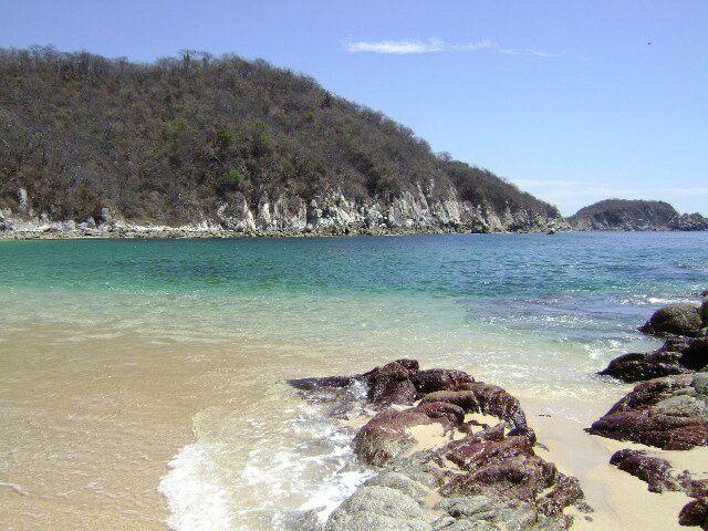 Playa tejon,Huatulco,Oaxaca