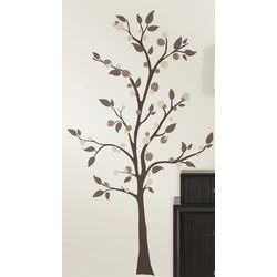 Room Mates Room Mates 60 Piece Deco Tree Branches Wall Decal Set & Reviews | Wayfair