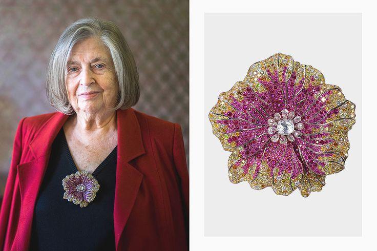 Алиса Муссайефф, негласная королева редких драгоценных камней, рассказала Vogue о том, как собирать сокровища