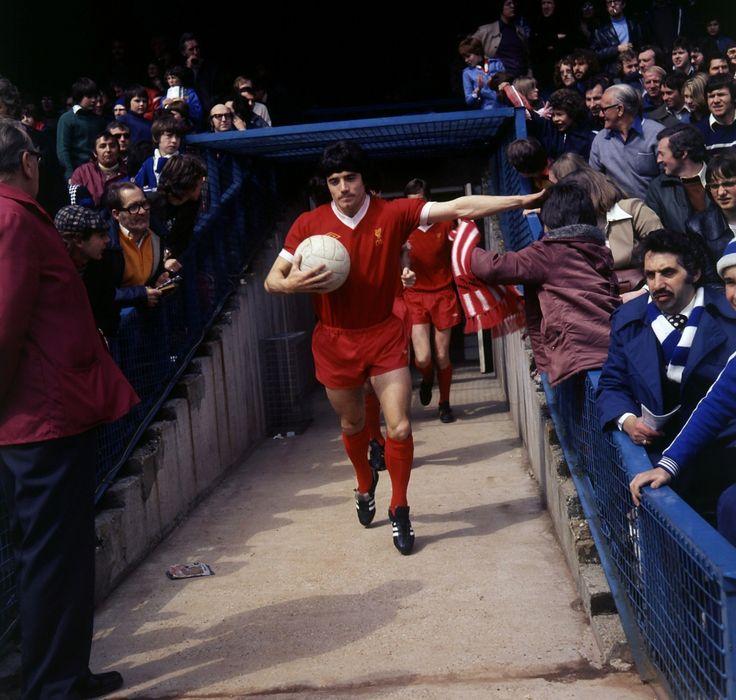 Kevin Keegan, Liverpool vs. QPR, 1977