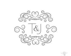 Monograma | T & J