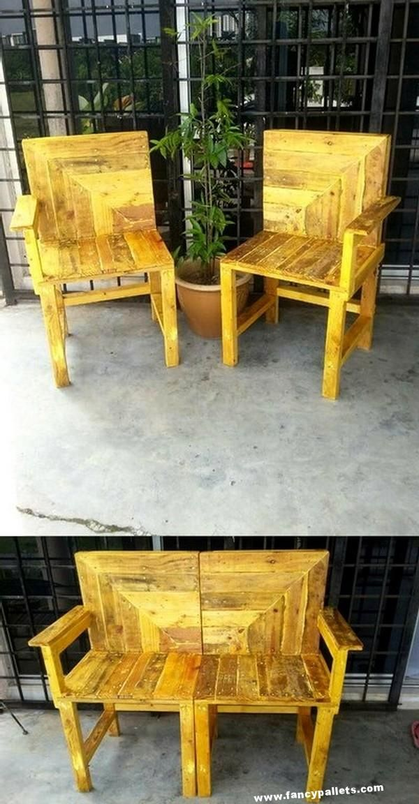Awesome Shipping Pallet Chair Master Plans Pallet Chair Pallet Furniture Designs Diy Pallet Furniture