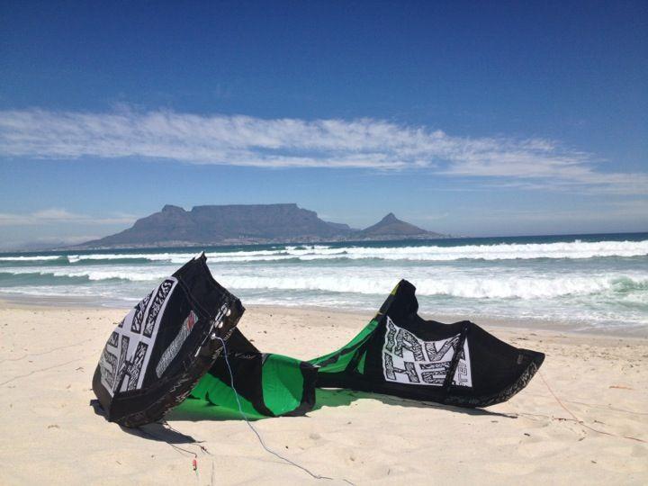 Popular for kite surfing. Source: WikiTravel