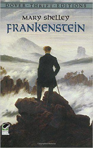 Amazon.com: Frankenstein (9780486282114): Mary Shelley: Books