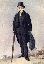 Vestimenta de un hombre en estado formal