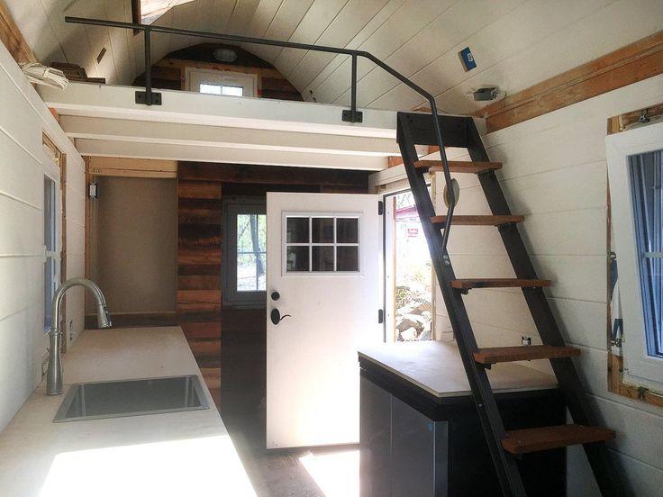 467 besten tiny houses bilder auf pinterest kleine h user kleines zuhause und baumh user. Black Bedroom Furniture Sets. Home Design Ideas