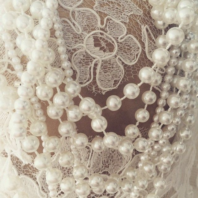 The creative juices are flowing here at the studio while we create our brand new SpringSummer2016 Couture Bridal Collection #inesdisantorunway #inesdisanto