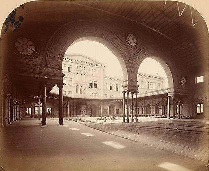 1867 Goerlitzer Bahnhof – Johann Brödemann