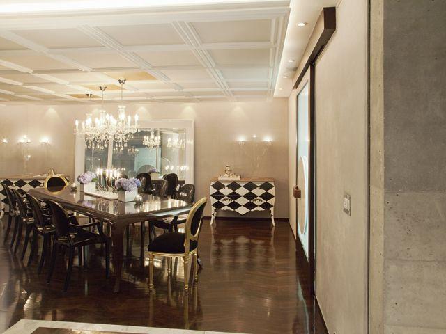 """En el mobiliario reina el concepto de """"menos es más"""", mientras que imperan algunos estilos y una tendencia vintage."""
