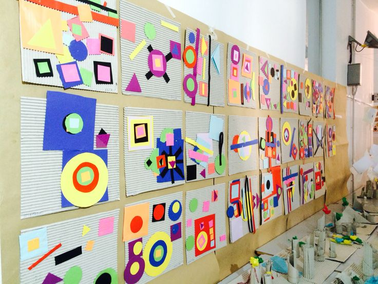 Forme Laboratorio Munari  #workshop #laboratorio #mostra #munari #brunomunari #bambini #kids
