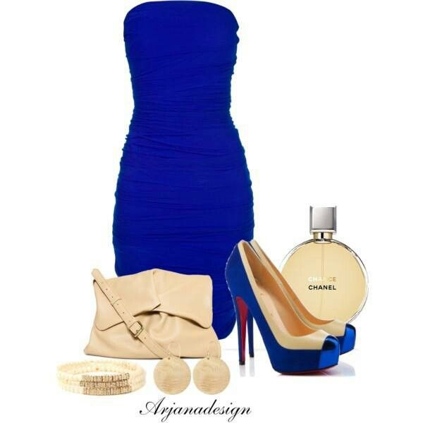 accessories for a royal blue dress | Gommap Blog