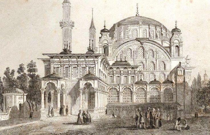 Osmanlı Tarihi: Oğlu Sultan Süleyman tarafından adına yaptırılan Yavuz Sultan Selim Camii