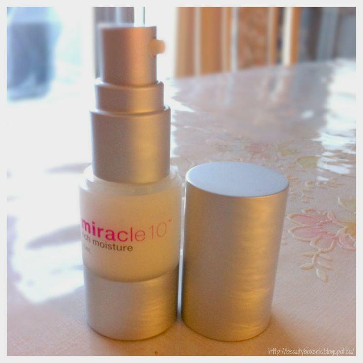 Miracle 10 Skincare Rich Moisture (15ml, Value $40 dollars) @Topbox