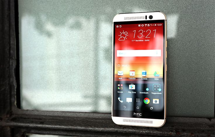 It looks the same.That's the impression you'd probably get looking at the HTC One M9 for the first time. I felt that way too, at first. Thing is, HTC k