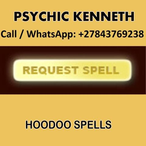 Traditional Healer Kenneth, WhatsApp: +27843769238