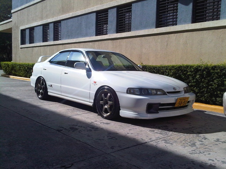 Honda Integra Type R 4 Doors Cars Pinterest