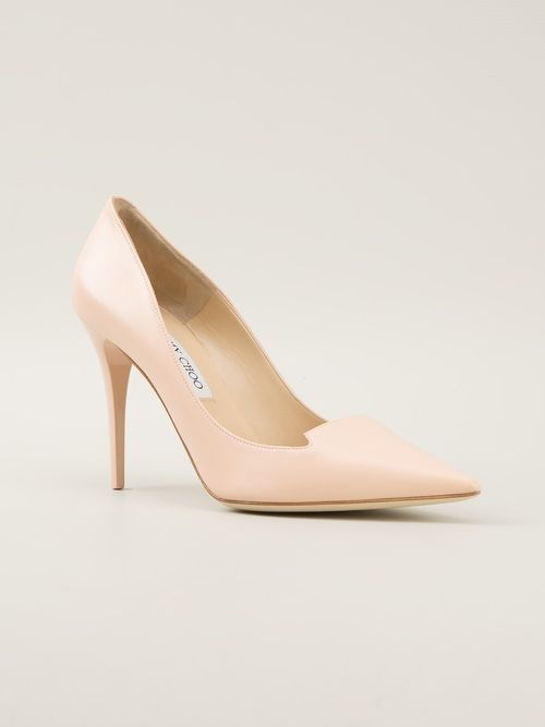 Replica Jimmy Choo \u0026#39;avril\u0026#39; Pumps 5-1447 $160,Cheap Christian ...