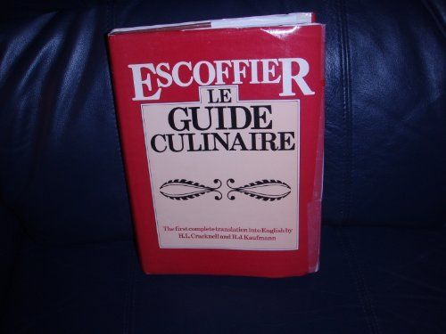 1000 images about auguste escoffier on pinterest chef for Auguste escoffier ma cuisine book