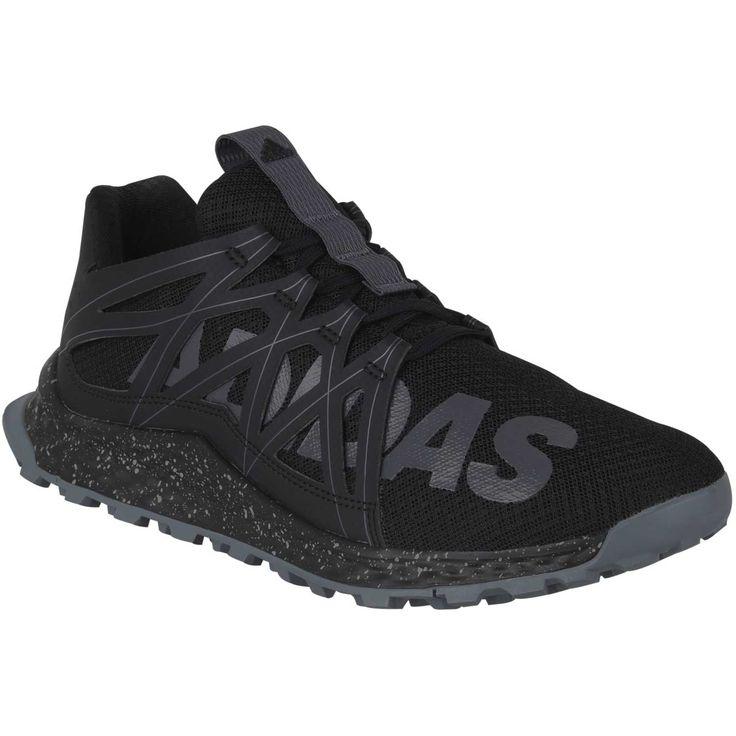 Zapatilla de Hombre  adidas vigor bounce m Negro / Negro, Material: Sintetico-textil, Color: Negro / Negro, Taco: 1 cm, Forro: Textil, Planta: Sintético, Plantilla: Textil.