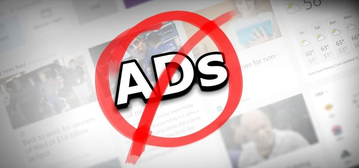 Although they're often times the primary source of income for websites, on-site advertisements can annoy even the most tolerable reader. That's why ad blockers have been some of the most popular downloads on Firefox and Chrome for some time now, demonstrating that when it comes down to it, most people just want nothing to do with ads shoved in their face. And then Microsoft introduced Edge, a brand new web browser created from the ground up to replace the much-maligned Internet Explorer…