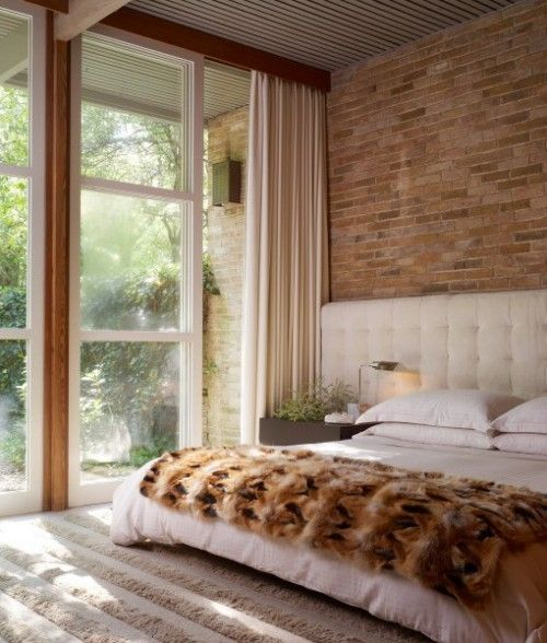 Brick walls are quite popular in lofts but you can also find them in some houses if owners like industrial-styled interiors. A wall behind a bed is one of those walls that looks amazing if it's made of exposed bricks. It looks brutally and make a nice accent on your bed and headboard. There are … Continue reading How To Decorate Bedrooms with Brick Walls →