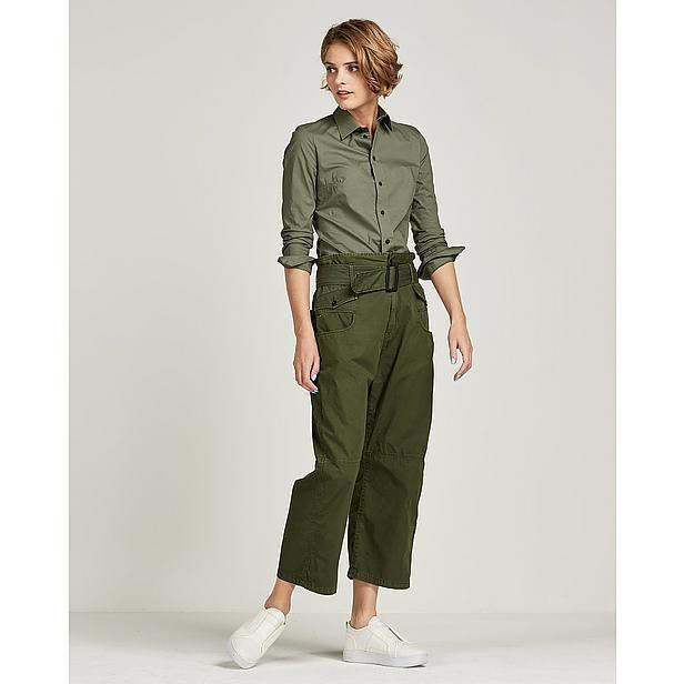 #G-Star #RAW #armygroen #paperbag #wehkamp #fashion #broek #mode