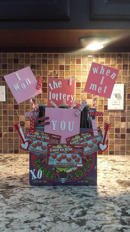 Geschenk für Mann oder Freund Jubiläum Urlaub Valentinstag Craft Beer Love