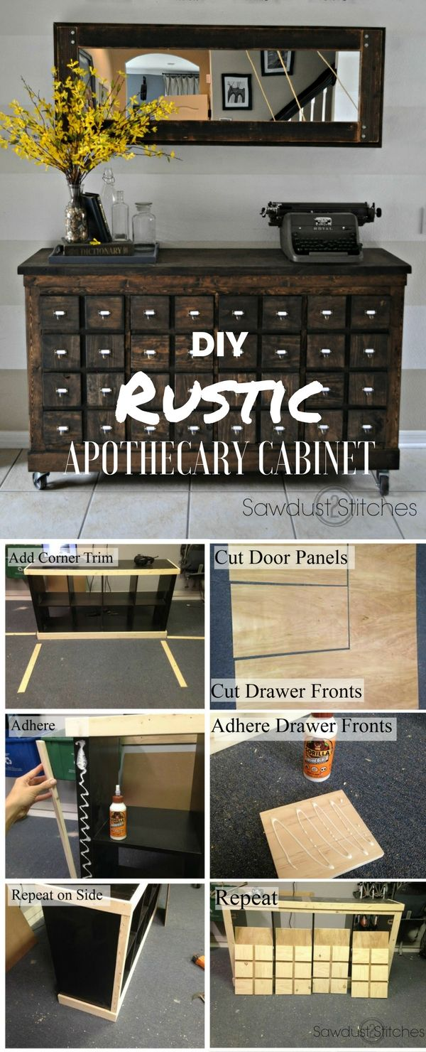 15 Brilliant Rustic DIY Storage Solutions For Instant Home Style