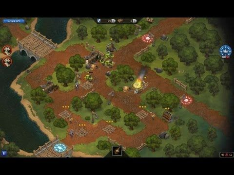 Under Siege - gameplay 2