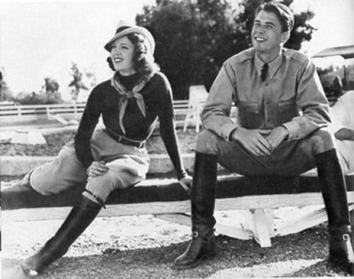 Image result for ronald reagan and lana turner