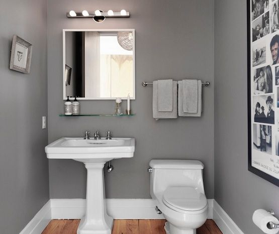 17 Best Ideas About Small Bathroom Paint On Pinterest Small Bathroom Colors