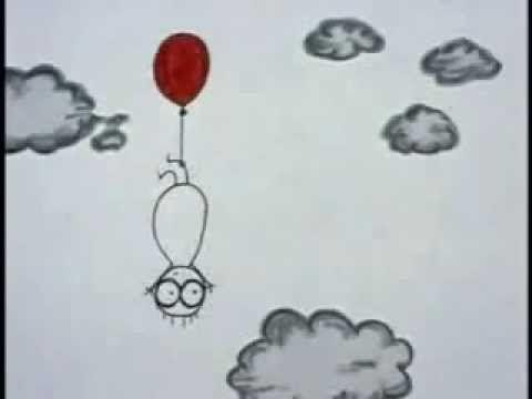 (Vídeo animación 3) Aquí se muestra un corto en el que el tema principal se centra en unos globos con instintos asesinos. Me ha gustado como se mueven los globos con fluidez, ajustando la posición de los dibujos con exactitud, como si flotaran de verdad. Al final se reúnen muchos globos con lo que se ha necesitado una cantidad de fotogramas grandes, dándole mérito al video.