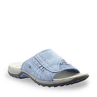 Merrell Women's Lilyfern Slide Sandals :: Love a Merrill shoe these are cute for kicking around in