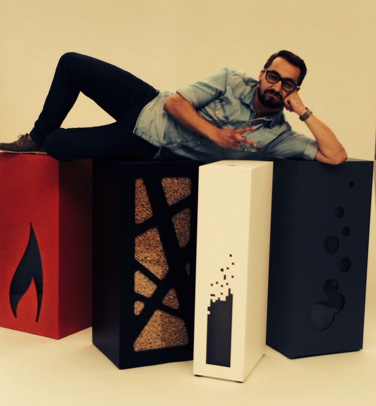 l homme aux box le cr ateur des granulebox po le. Black Bedroom Furniture Sets. Home Design Ideas