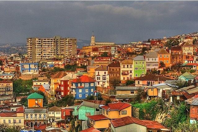 Val-PARAISO, mi puerto hermoso