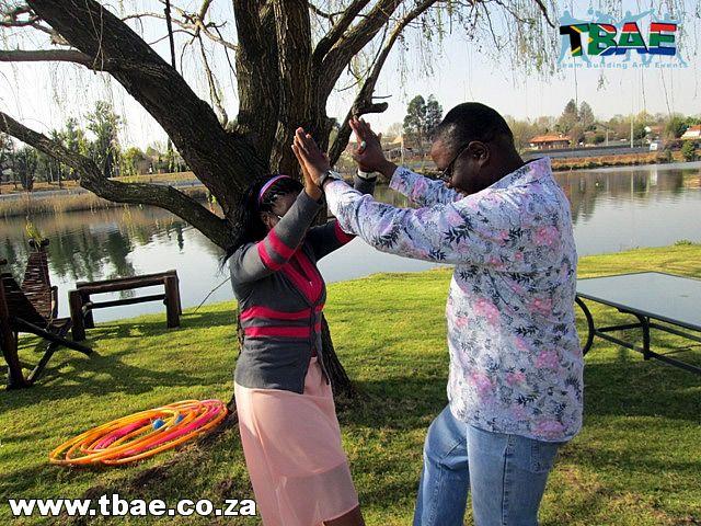 DIRCO Team Building Event Benoni Gauteng