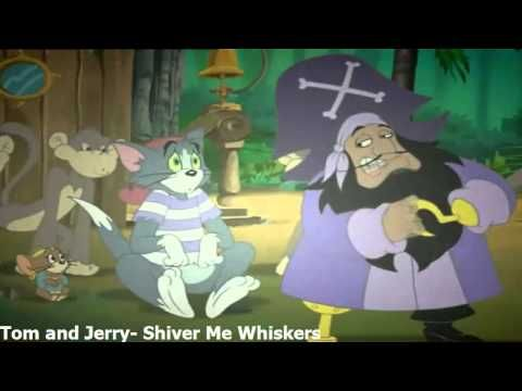 Tom and Jerry  Shiver Me Whiskers   Full Screen