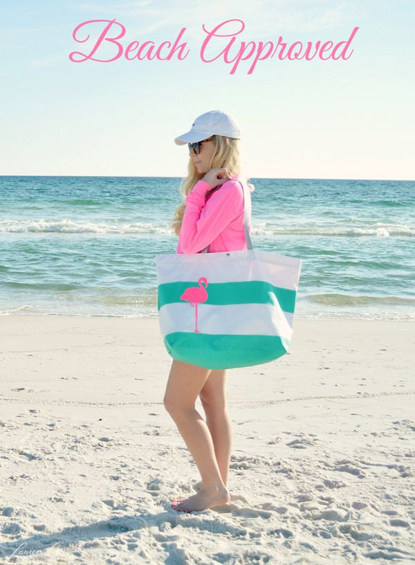 Need the Beach Spike!  Beach Approved: 12 Essential Beach Bag Items