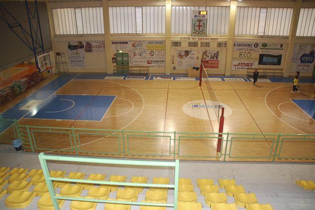 Palazzetto dello sport Savigliano
