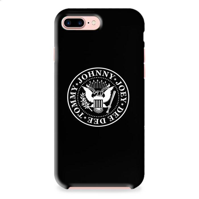 Ramones Logo iPhone 7 3D Case Dewantary