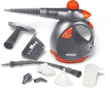 Пароочистители VITESSE VS-330 – отзывы владельцев - интернет-магазин Эльдорадо