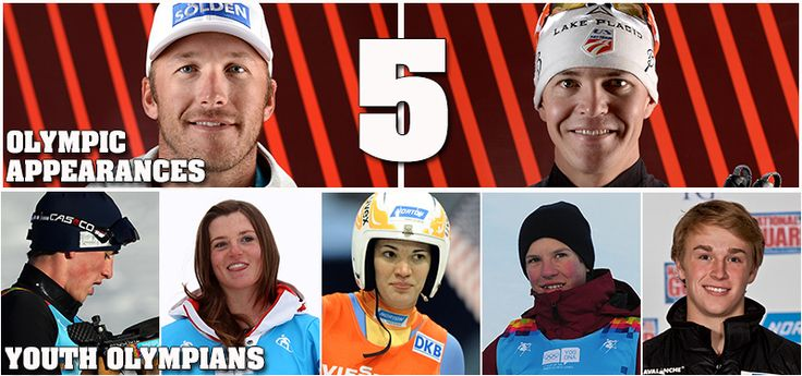 Five days until the Sochi Olympics! For two members of TeamUSA this is their fifth Olympics: Billy Demong (Nordic combined) and Bode Miller (skiing)! And five athletes who competed in the 2012 Winter Youth Olympic Games are making their Olympic debuts in Sochi: Aaron Blunck (freestyle skiing), Summer Britcher (luge), Sean Doherty (biathlon), Arielle Gold (snowboarding), and Tucker West (luge).