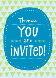 YOU are invited! #Hallmark #HallmarkNL #feest #party #uitnodiging