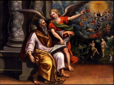 El Rincon de mi Espiritu: Evangelio de san Mateo ( completo )