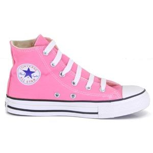 Pink converse! I confess, I have these...I've been in love with converse since high school :)