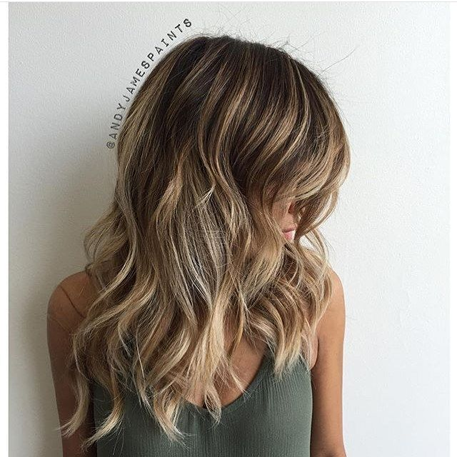 Balayage bronde. Color by @andyjamespaints #hair #hairenvy #haircolor #bronde #blonde #balayage #highlights #newandnow #inspiration #maneinterest