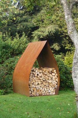 Magazinfuerholz.de Holzunterstand